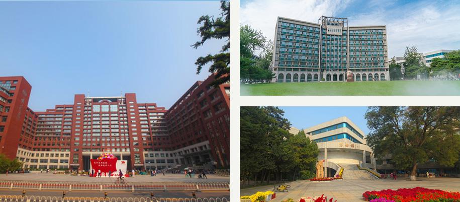 中国人民大学 校园风光