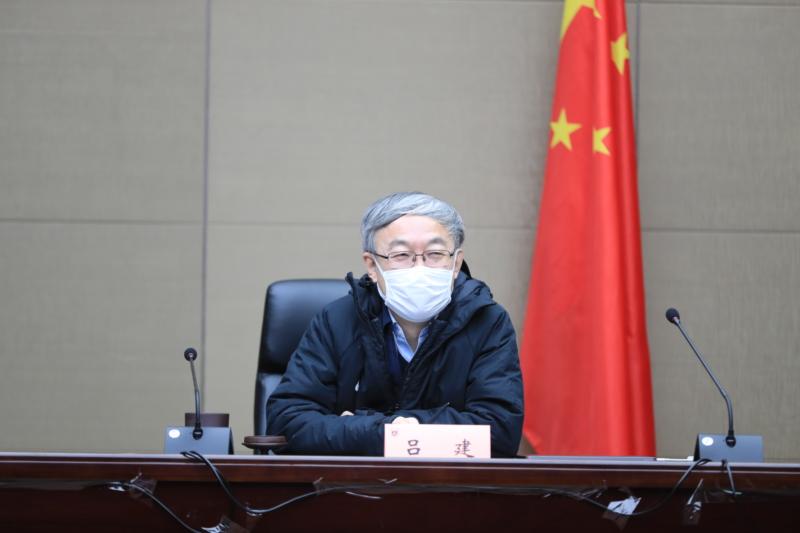 【南京大学】我校关于应对新冠肺炎疫情做好2020届毕业生毕业就业工作座谈会在仙林校区举行